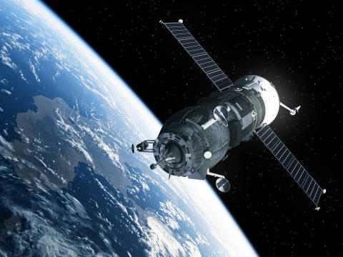 Earth Satellite Antennas