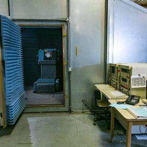 RF Testing Chamber 6